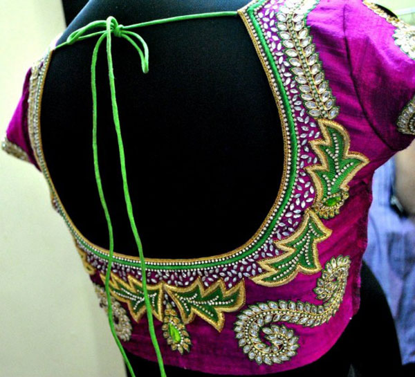 Fancy-Maggam-Work-Blouse