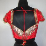 Trendy Maggam Work Blouse