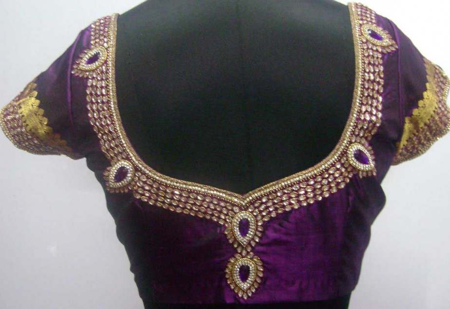 jewellery-neck-design