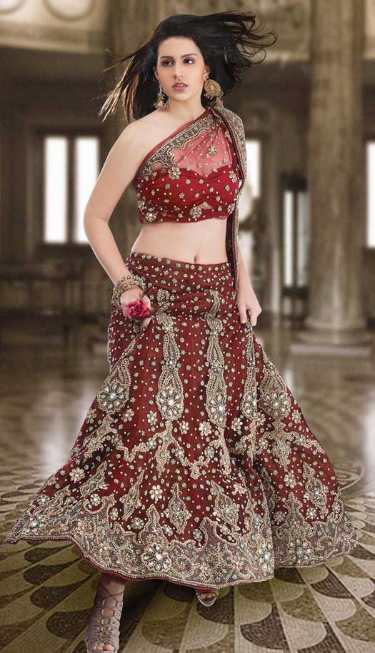 Latest-bridal-lehenga
