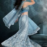 Light-blue-lehenga