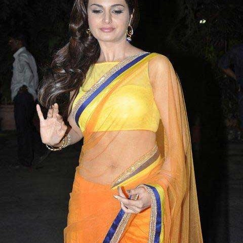 monica-bedi-boat-neck-blouse