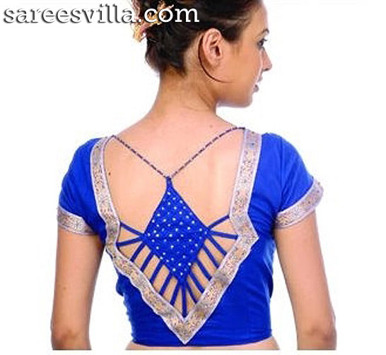 Latest-Indain-Sari-Blouse-Design