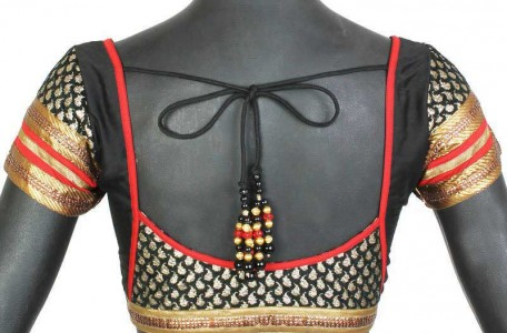 latest-black-blouse-pattern