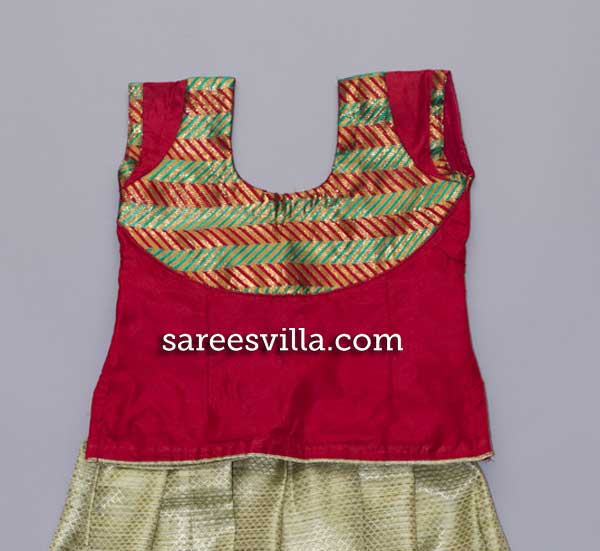 Kids-blouse-design