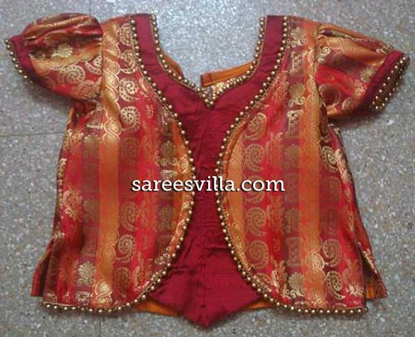 Pattu-blouse-design
