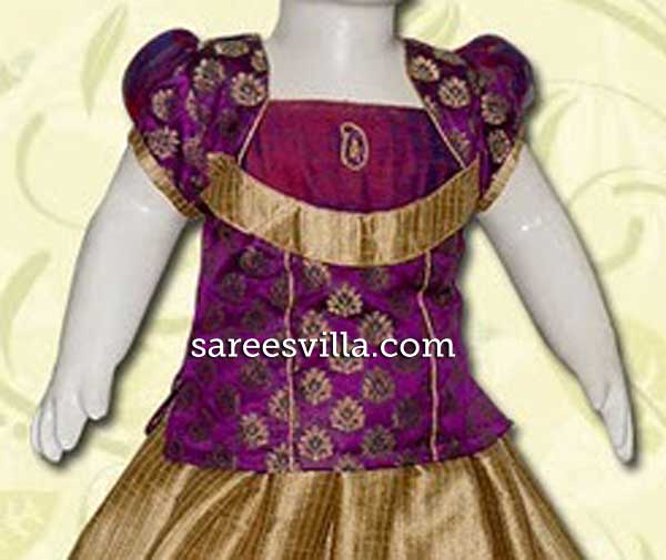 Puff-sleeves-blouse-design