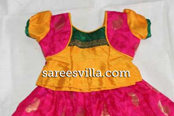 Kids-blouse-pattern