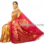 Anushka-Shetty-Pure-Silk-Saree