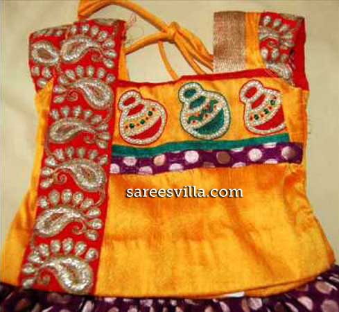 Kids-patch-work-blouse-designs