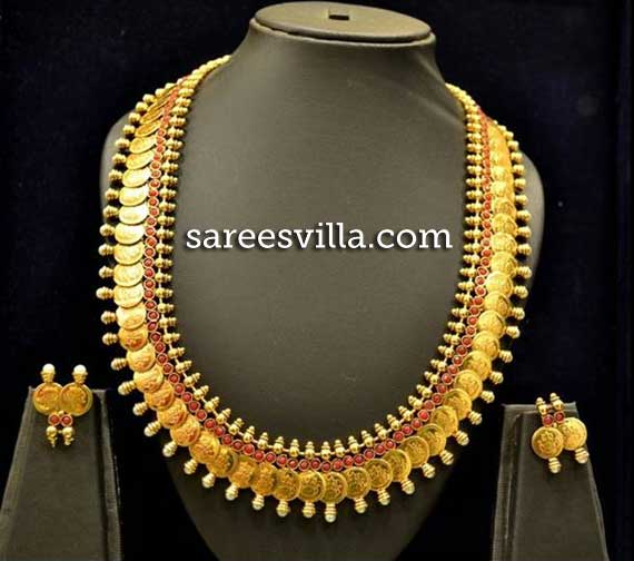 Traditional Laxmi Haar Jewelry Designs