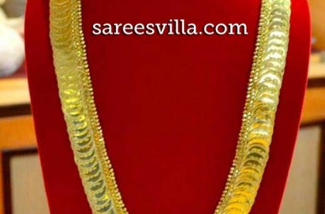 Traditional Laxmi Haar Design