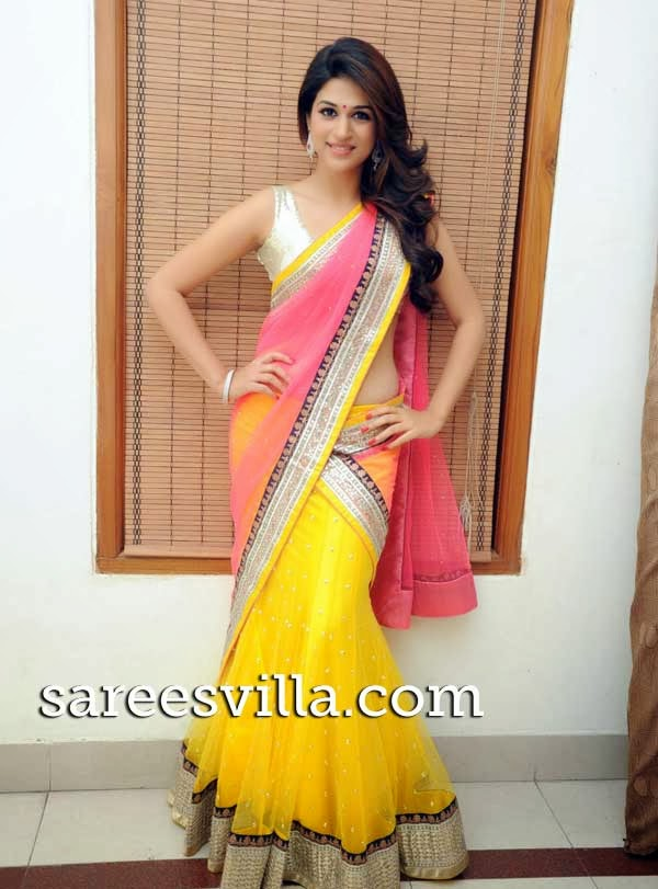 half sarees with floral designsart4search   art4search