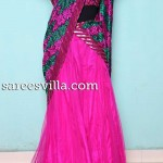 Simple Half Saree