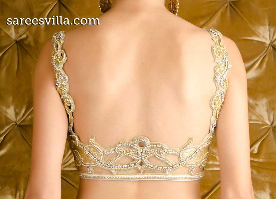 backless-saree-blouse-sareesvilla.com