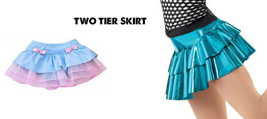 Two Tier Skirt