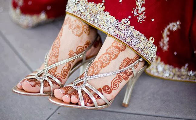 Picking The Right Footwear For Your Saree Sarees Villa