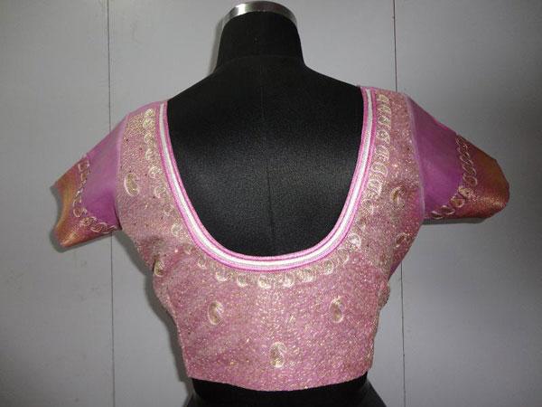 Self-maggam-work-blouse
