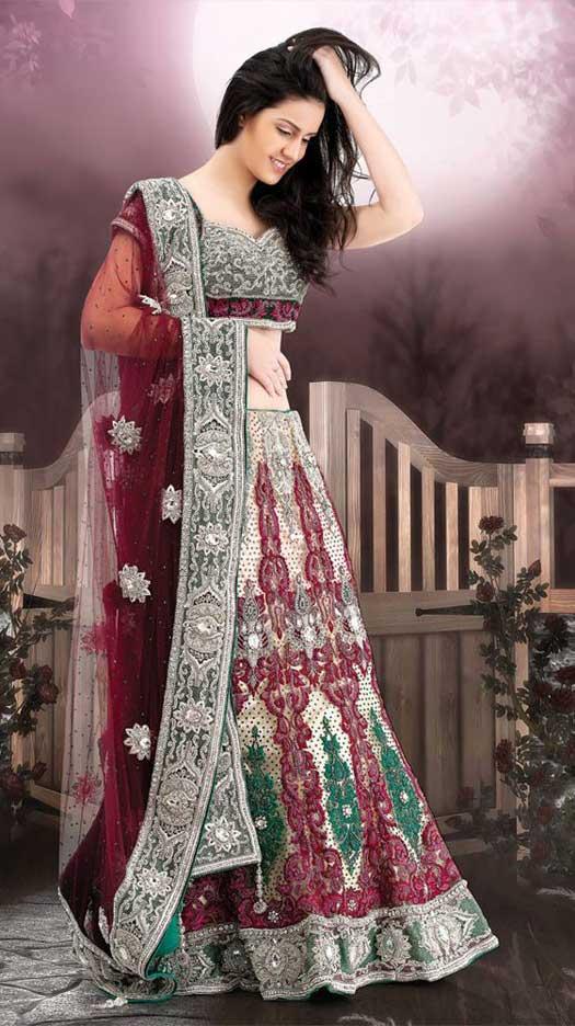 Designer-bridal-lehenga-choli
