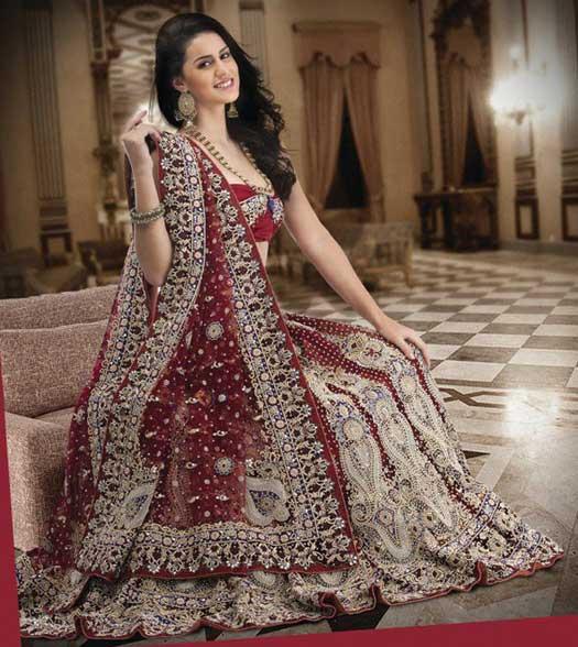 Designer-bridal-lehenga