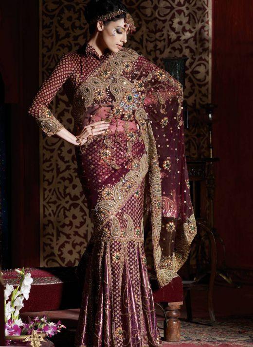 Full Sleeves Blouse Designs Patterns Sarees Villa