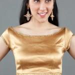 kavita_bhartia_gold_saree_blouse