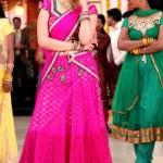 Pink-half-saree