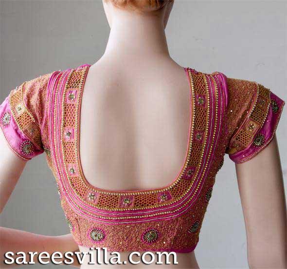 classy-blouse-design