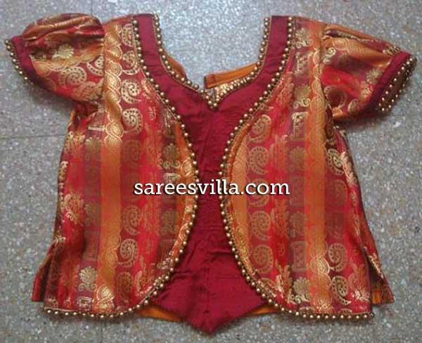 Pattu-blouse-design