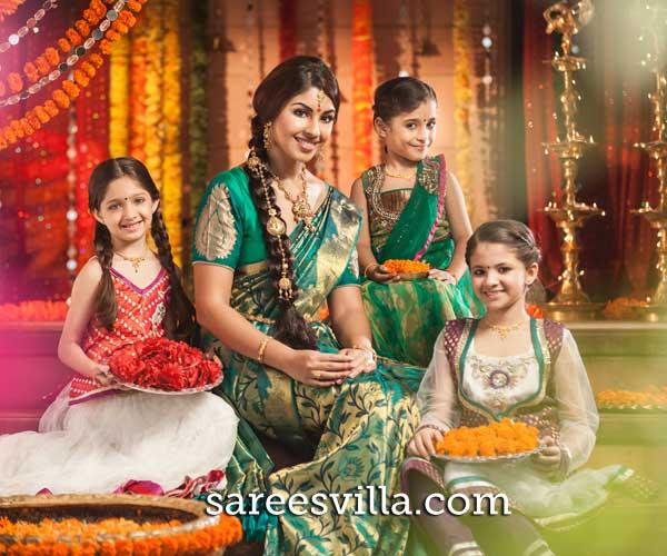 Richa-Pattu-Saree