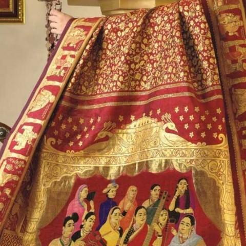 Expensive Silk Saree
