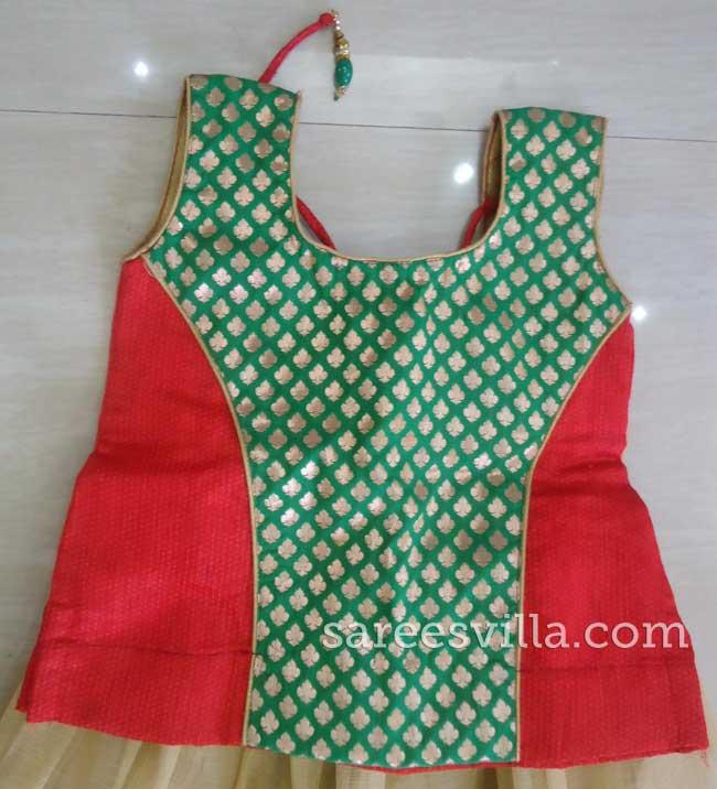 Banaras Designer Blouse